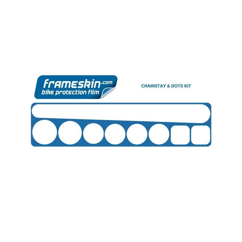 Frameskin Chainstay Road Kit