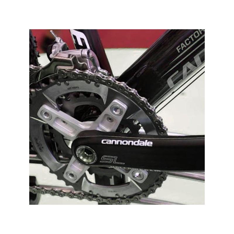 Frameskin for Cannondale Hollowgram SL cranks