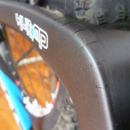 Frameskin for Pivot Mach 5.7 Carbon