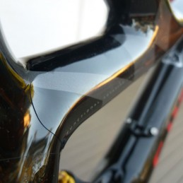 Frameskin for Demo 8 Carbon