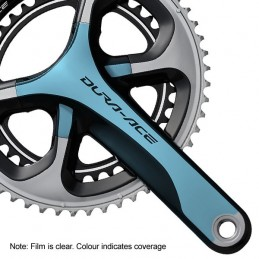 Frameskin for Dura Ace FC9000 cranks