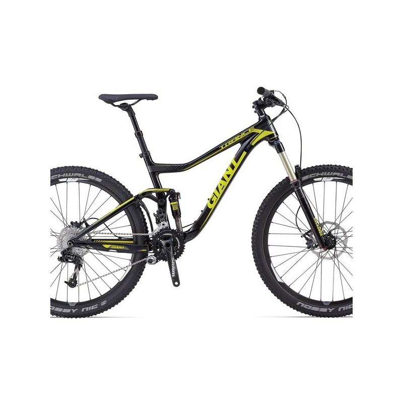 Downtube for Trance Advanced 2014