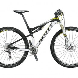 Frameskin for 2014 Scott Spark 900RC