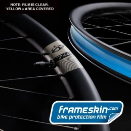 Frameskin for Ibis Carbon Wheels