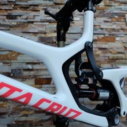 Frameskin for 2015 Santa Cruz V10 Carbon
