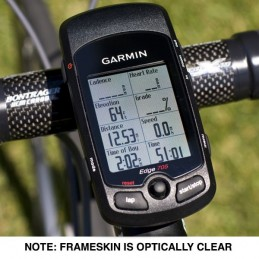 Frameskin for Garmin Edge 705