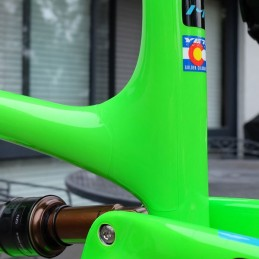 Frameskin for 2016 Yeti SB4.5C