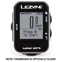 Frameskin for Lezyne Mini GPS