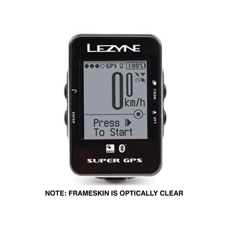Frameskin for Lezyne Power/Super GPS