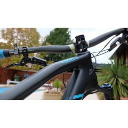Frameskin for 2016 Canyon Strive CF