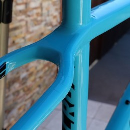 Frameskin for 2016 Santa Cruz Highball C 29
