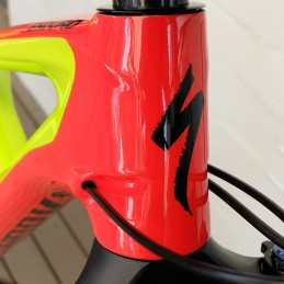 Frameskin for 2017 Specialized S-Works Enduro 29/6 Fattie