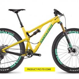 Frameskin for 2017 Santa Cruz Tallboy 3 C