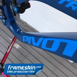 Frameskin for 2018 Pivot Trail 429