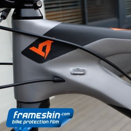 Frameskin for 2018 YT Jeffsy 27 CF