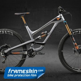 Frameskin for 2018 YT Capra 29 CF