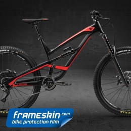 Frameskin for 2018 YT Capra 27 AL