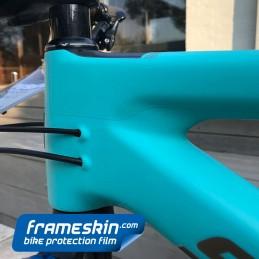 Frameskin for 2019 Santa Cruz Bronson 3 C