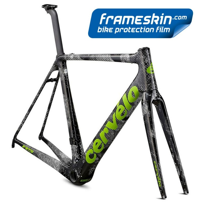 Frameskin for 2018 Cervelo R5