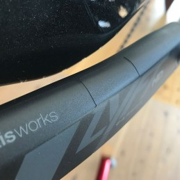 Frameskin for Praxis Lyft Carbon HD Cranks