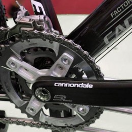 Frameskin for Cannondale Hollowgram SL cranks