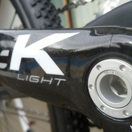 Frameskin for FSA SL-K Light cranks