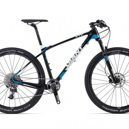 Frameskin for 2014/15/16 XTC Advanced 27.5
