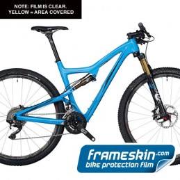 Frameskin for Ibis Ripley 2014 (Uber Kit)