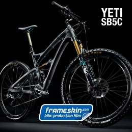 Frameskin for 2015/16 Yeti SB5C