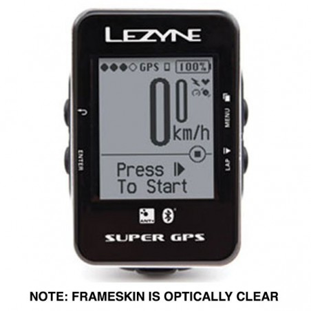 Frameskin for Lezyne Power/Super GPS
